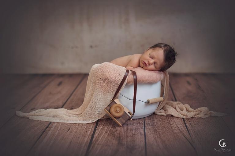 fotografía recién nacidos valencia