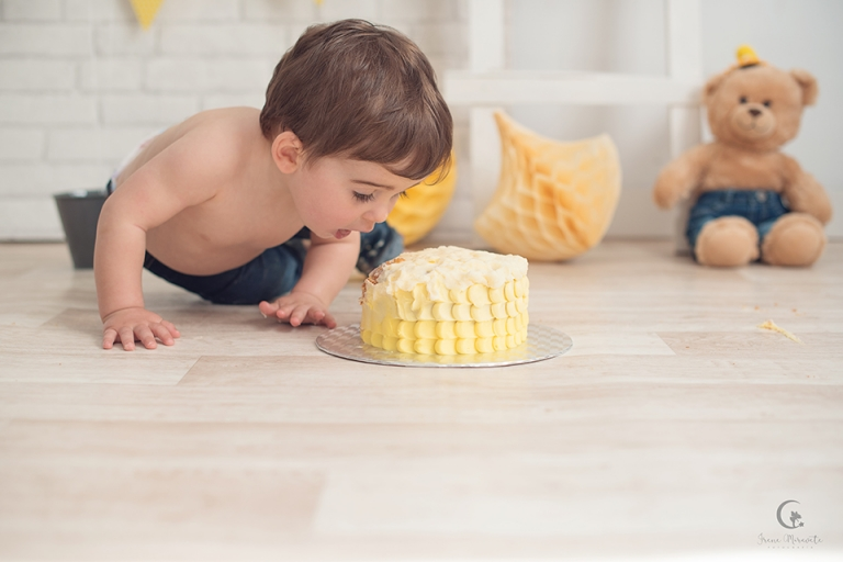 smash cake cumpleaños valencia